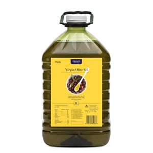 ormos olive oil 5L-bottle