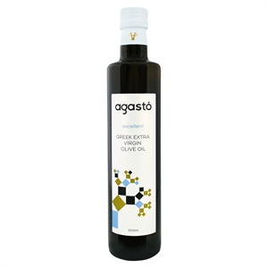 EVOO003_Agasto Extra Virgin Olive Oil_500ml