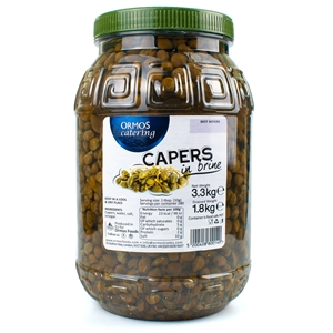 GS011_Capers in Brine_3kg