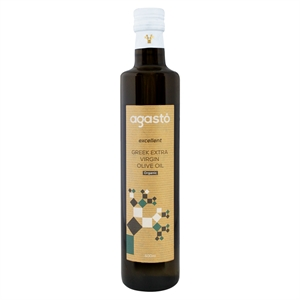 EVOO004_Agasto Organic Extra Virgin Olive Oil_500ml