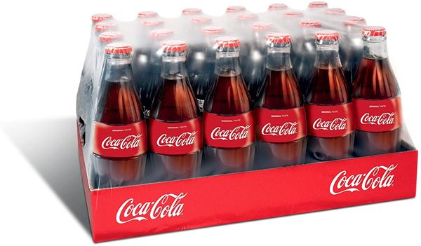 coca cola glass-pack