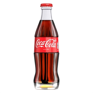 cocacola glass 330