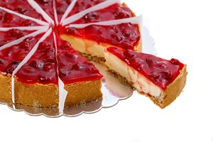 New york Cheese Cake Cherry